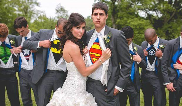Boda Super heroesfaitheventos
